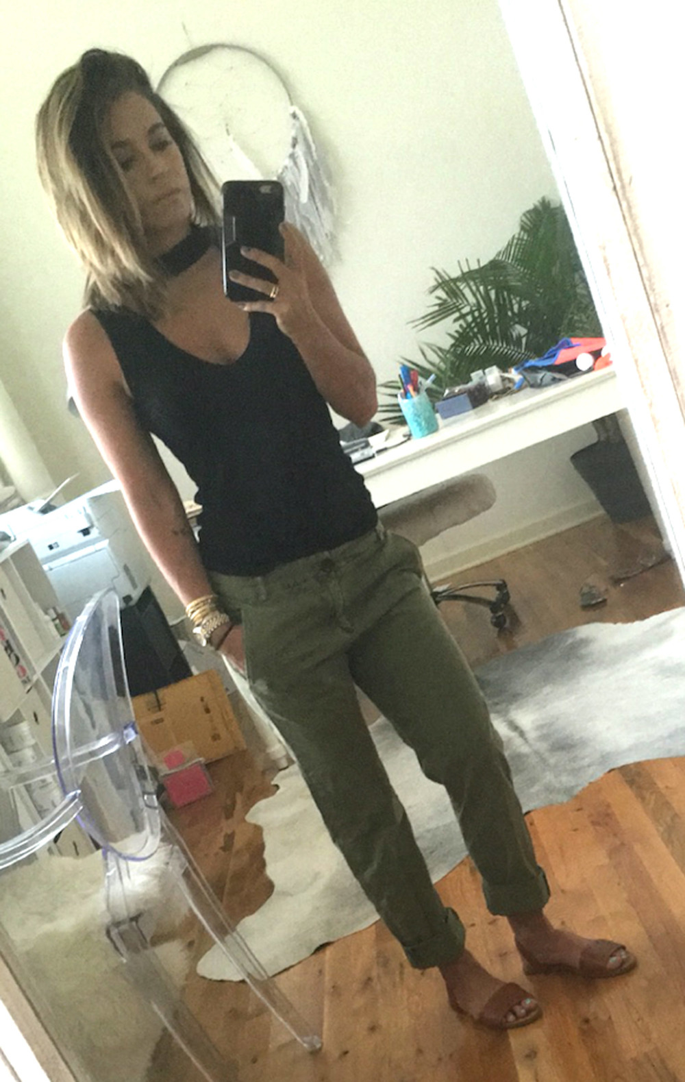 Cleaned out my closet, found these pants! (on sale here)