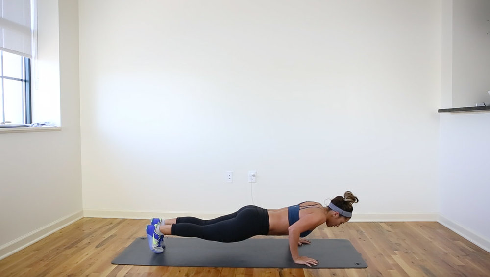 Pin now and practice later - 9 minute hiit workout