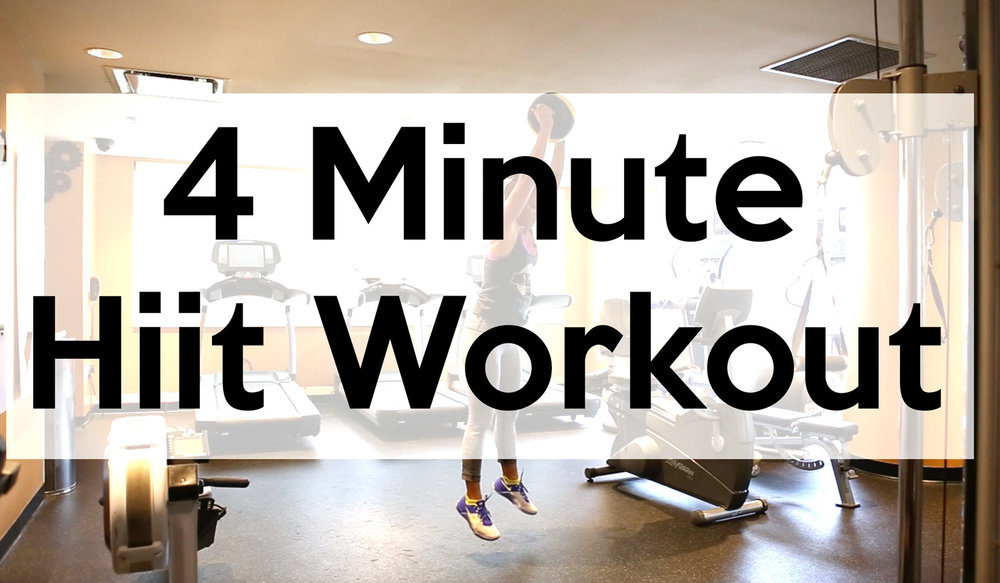 Pin this for easy access to the hiit workout