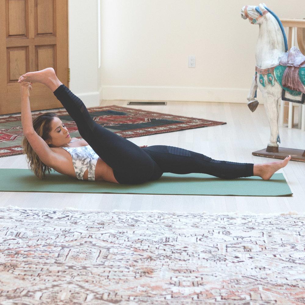 Day 5 of the 15 Day Namaslay Hip Opening Yoga Program