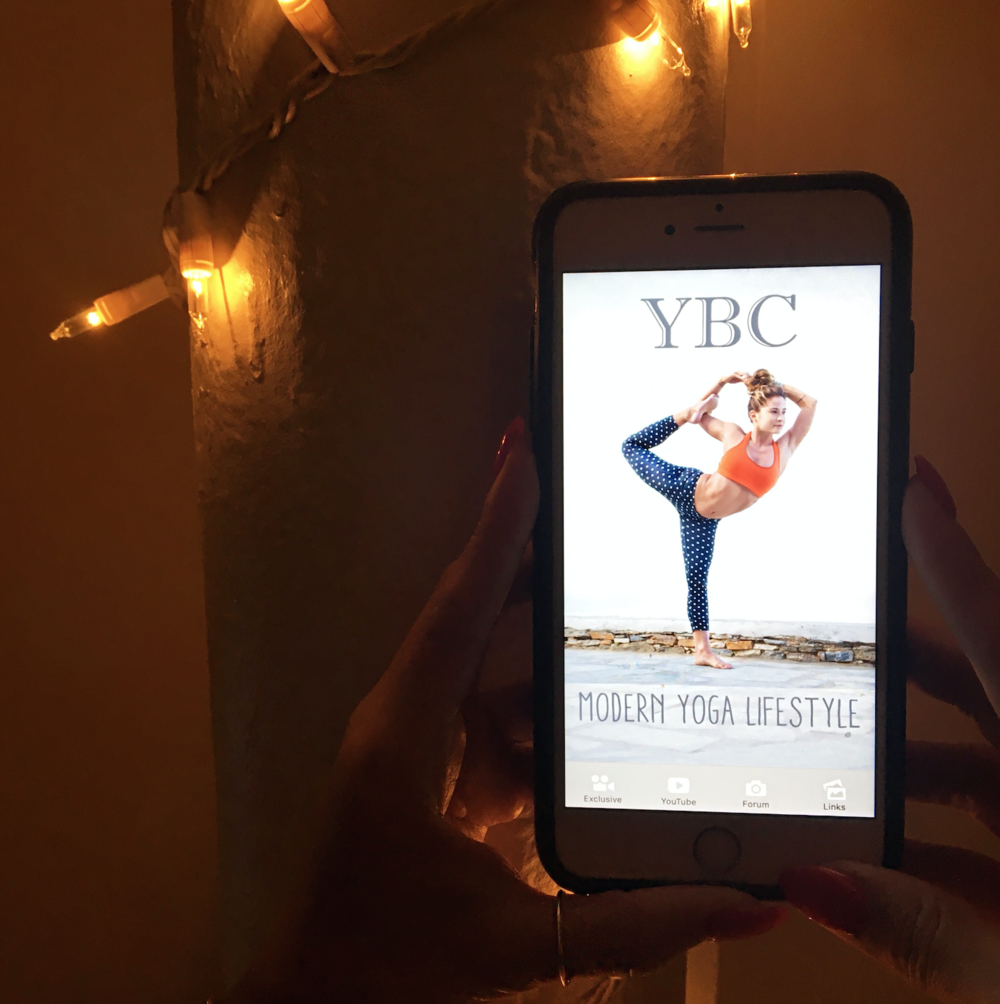 December schedule of the Exclusive Section of the YBC App is now available!