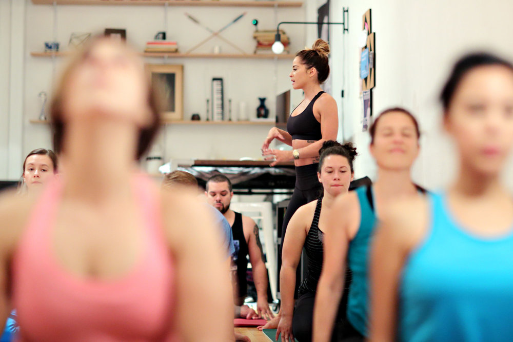 Yoga Teacher Talk: Tips for planning a successful yoga workshop