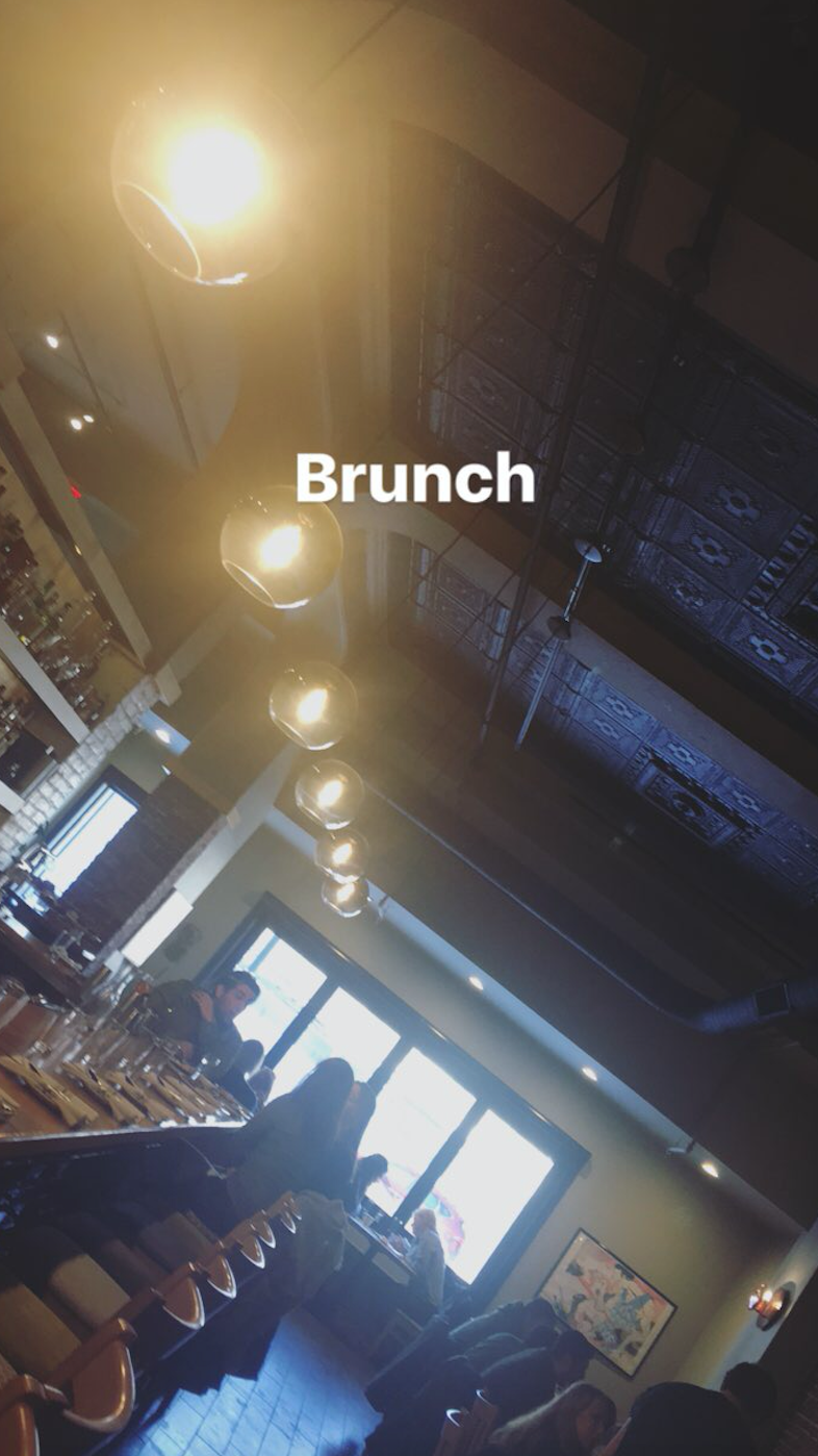 Brunch in Worcester