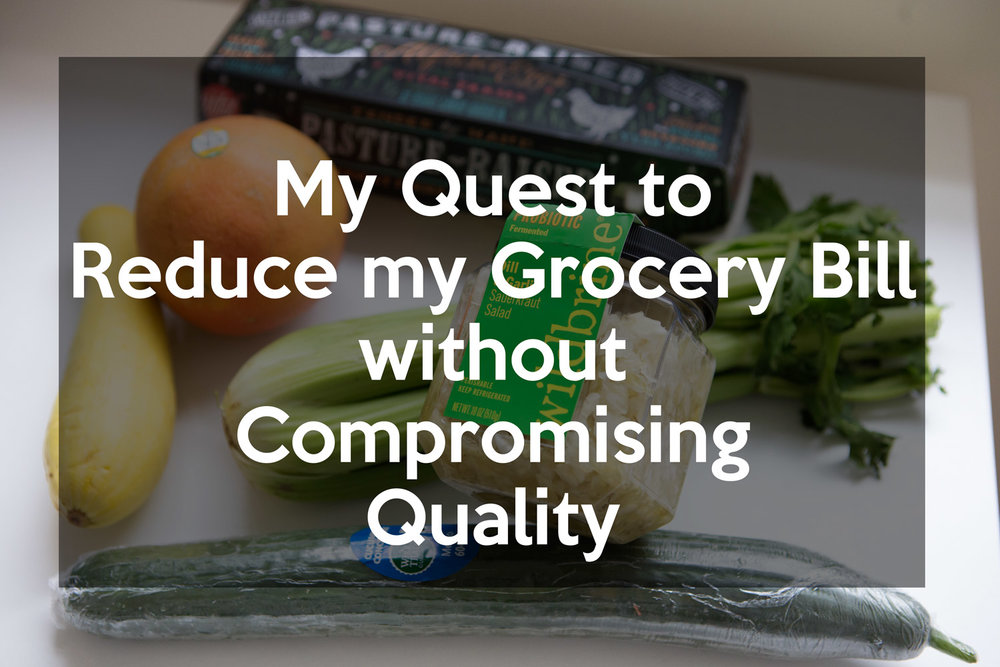 Pin this image for easy reference later. Reducing your grocery bill without compromising food quality.