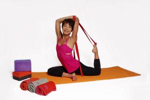 Clever Yoga Founder Ellie