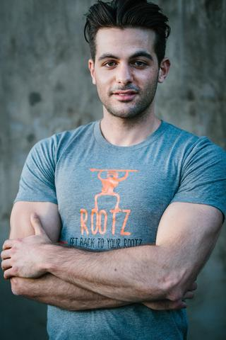 Rootz Nutrition Founder Harrison