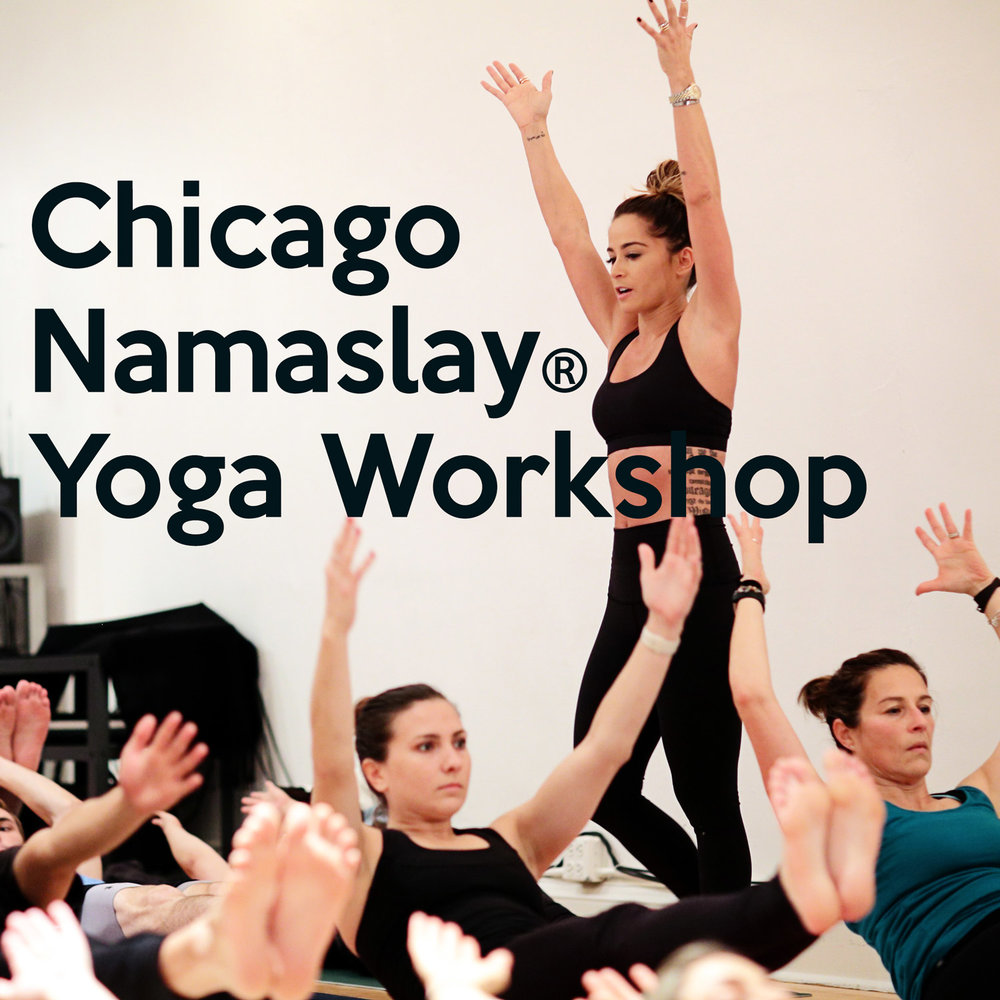 Chicago Yoga Workshop Announcement