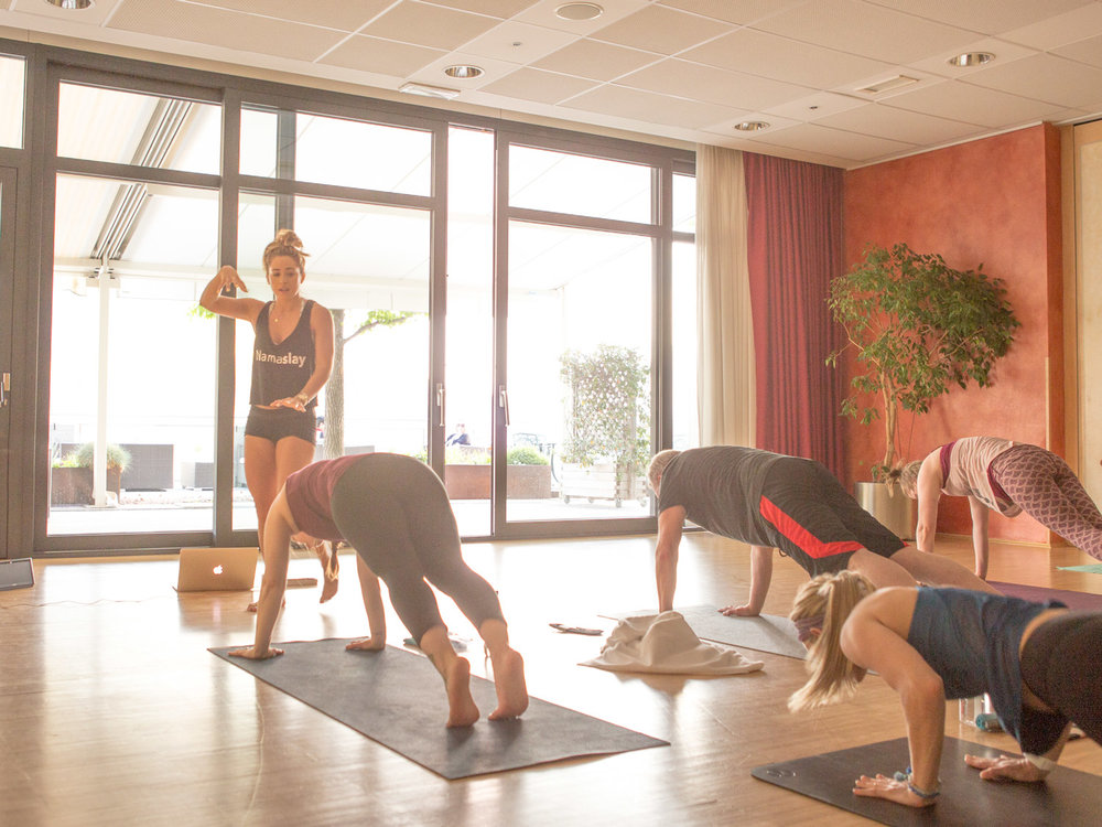 Yoga Retreat in Italy