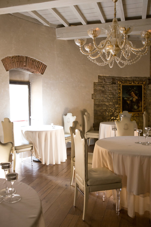 Santa Elisabetta fine dining experience