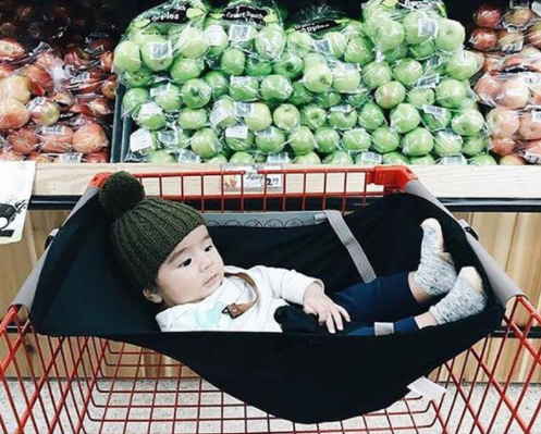 Binxy Baby's Shopping Cart Hammock