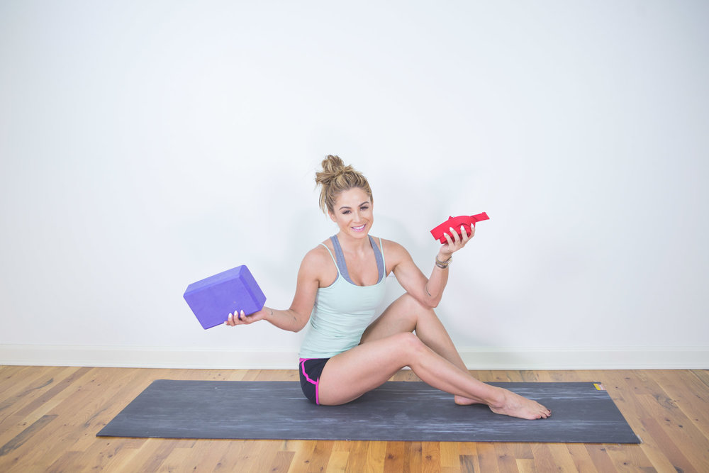 Hamstring Flexibility Yoga Video