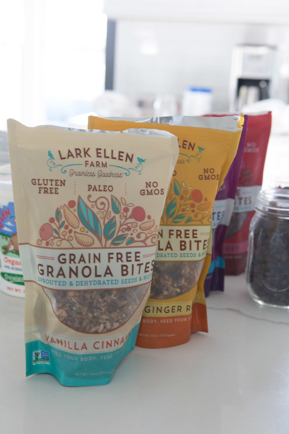Lark Ellen Farm Grainless Granola