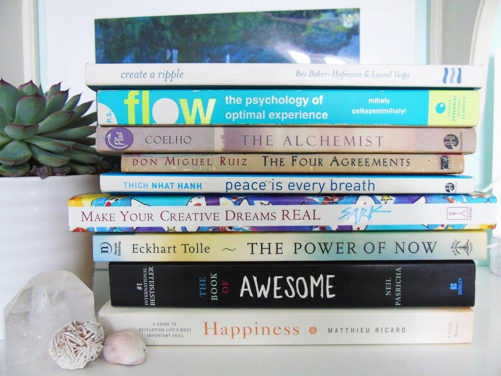 Healing books