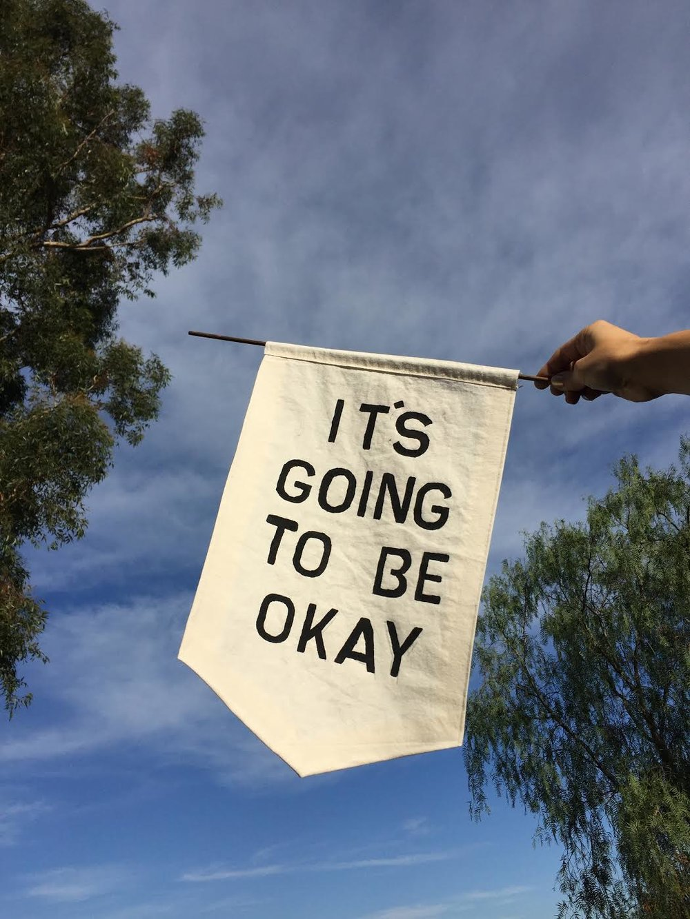 It's going to be ok