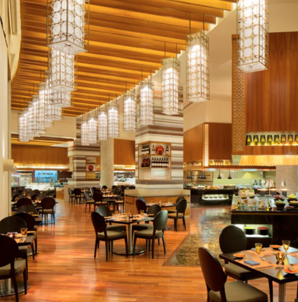 Mazine, Address Dubai Marina