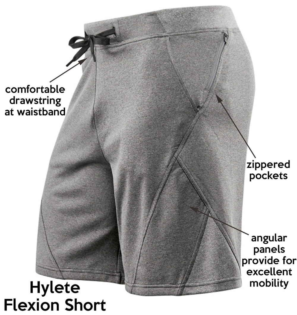 Hylete flexion short