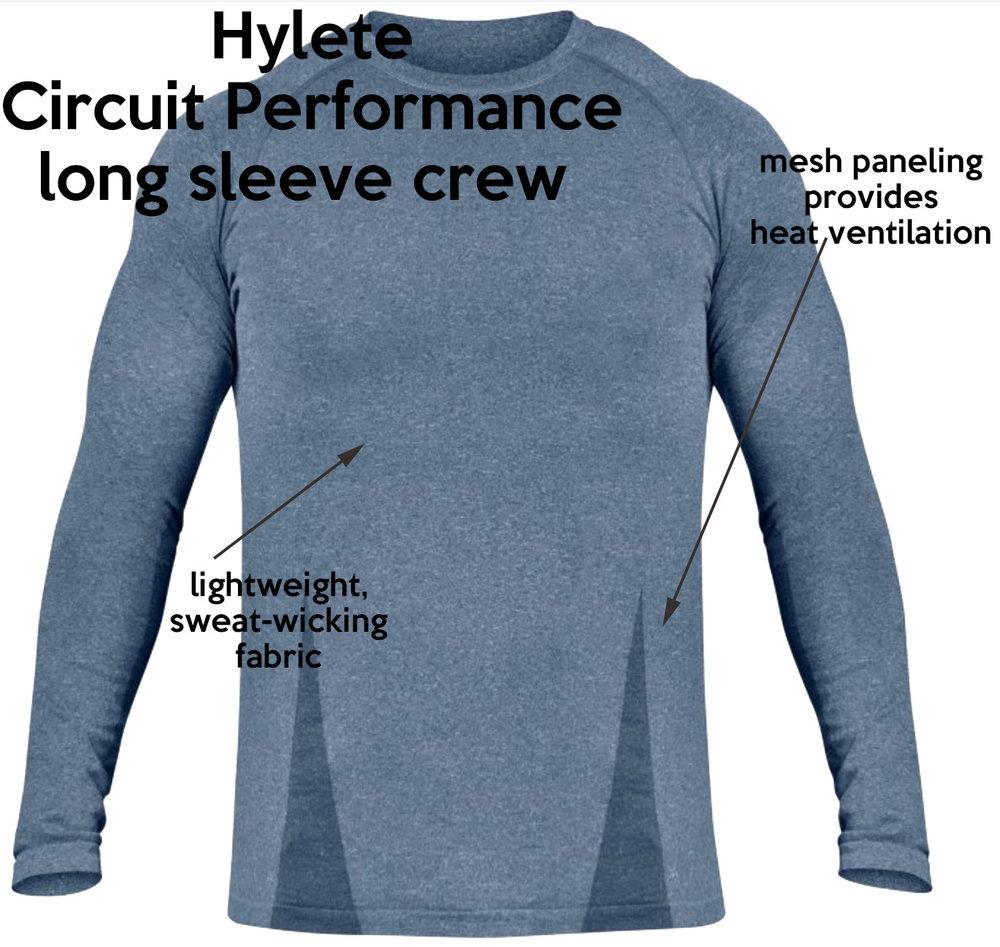 Hylete crew