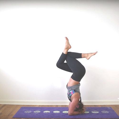 20 Minute Power Vinyasa Yoga Practice YOGABYCANDACE