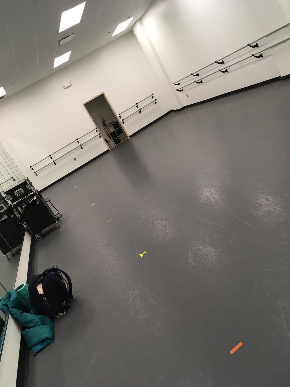 11:00am - Studio E at the Nashville Ballet Facility