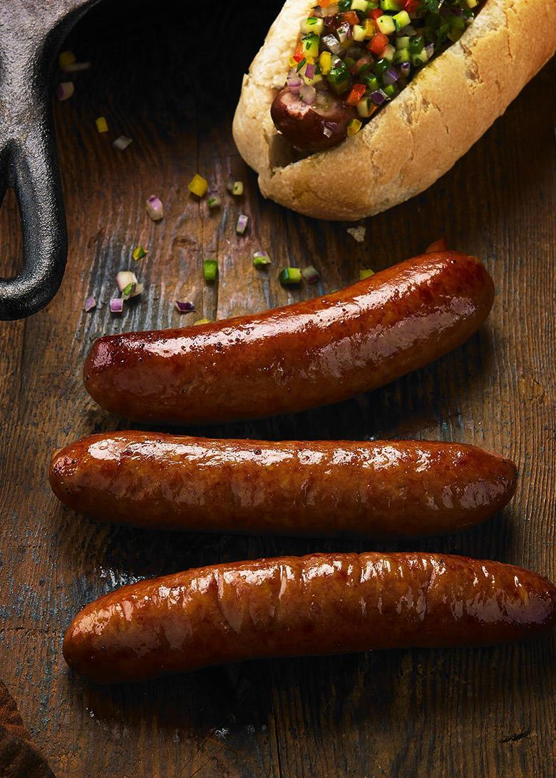 Tender Belly Berkshire Uncured Franks