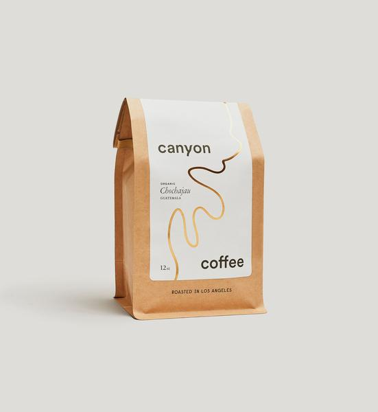Canyon Coffee Roasted in Los Angeles