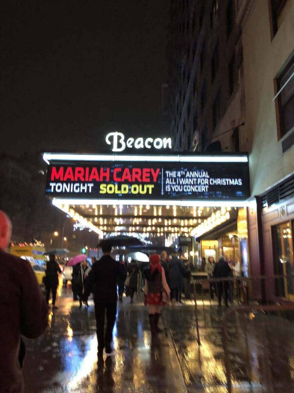 Mariah! - December, 2017