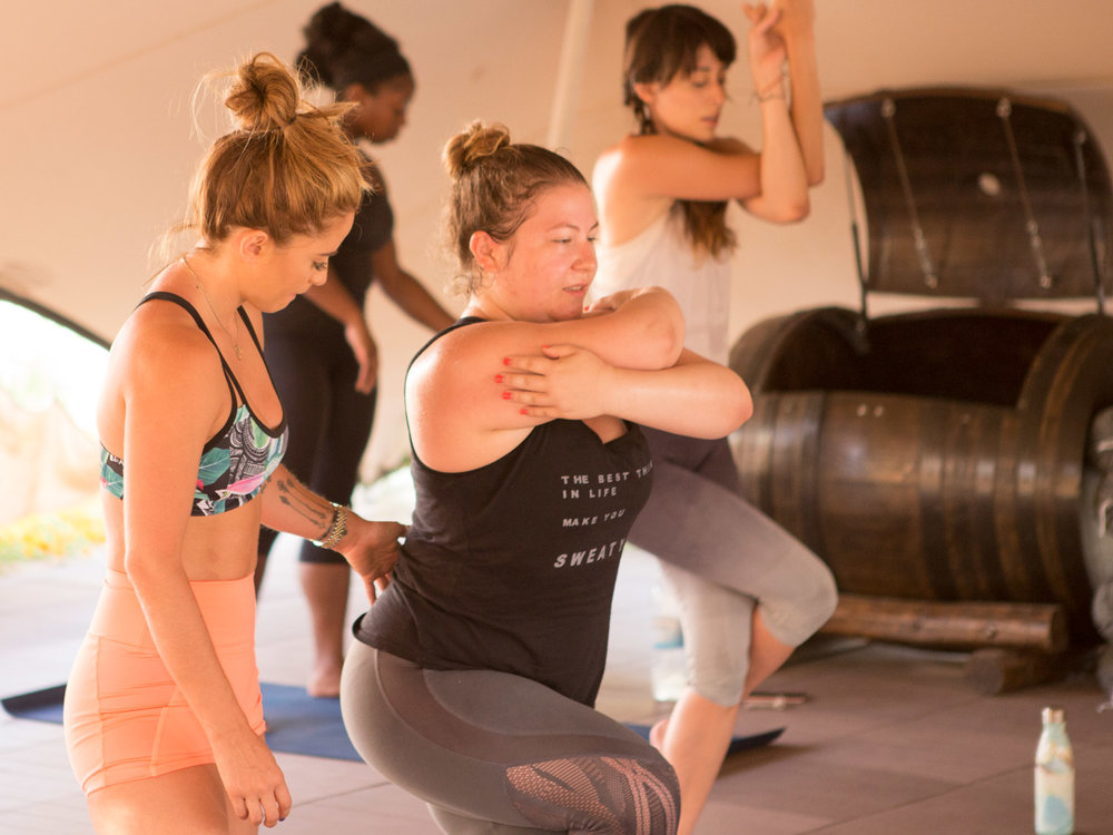 Intensive 200hr Namaslay® Yoga Teacher Training