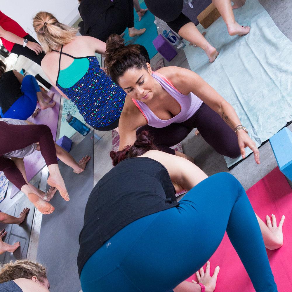 How to prep for yoga teacher training.