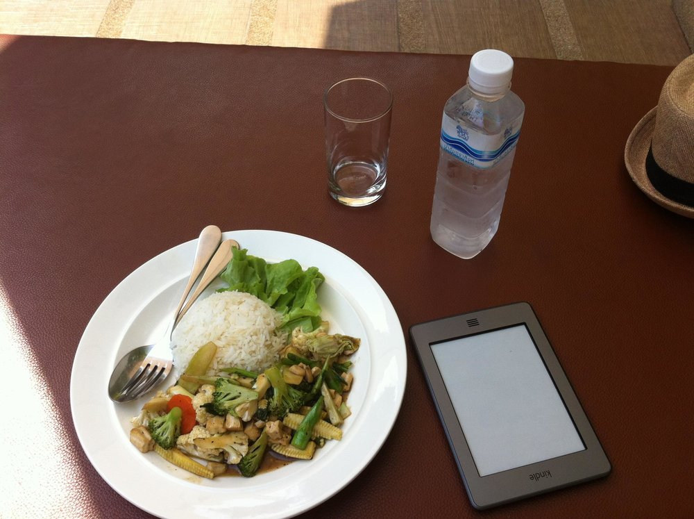 A meal from my trip to Thailand back in 2012
