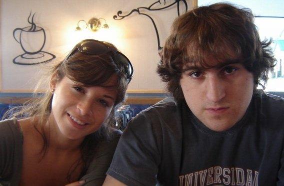 Allen and me circa 2008.