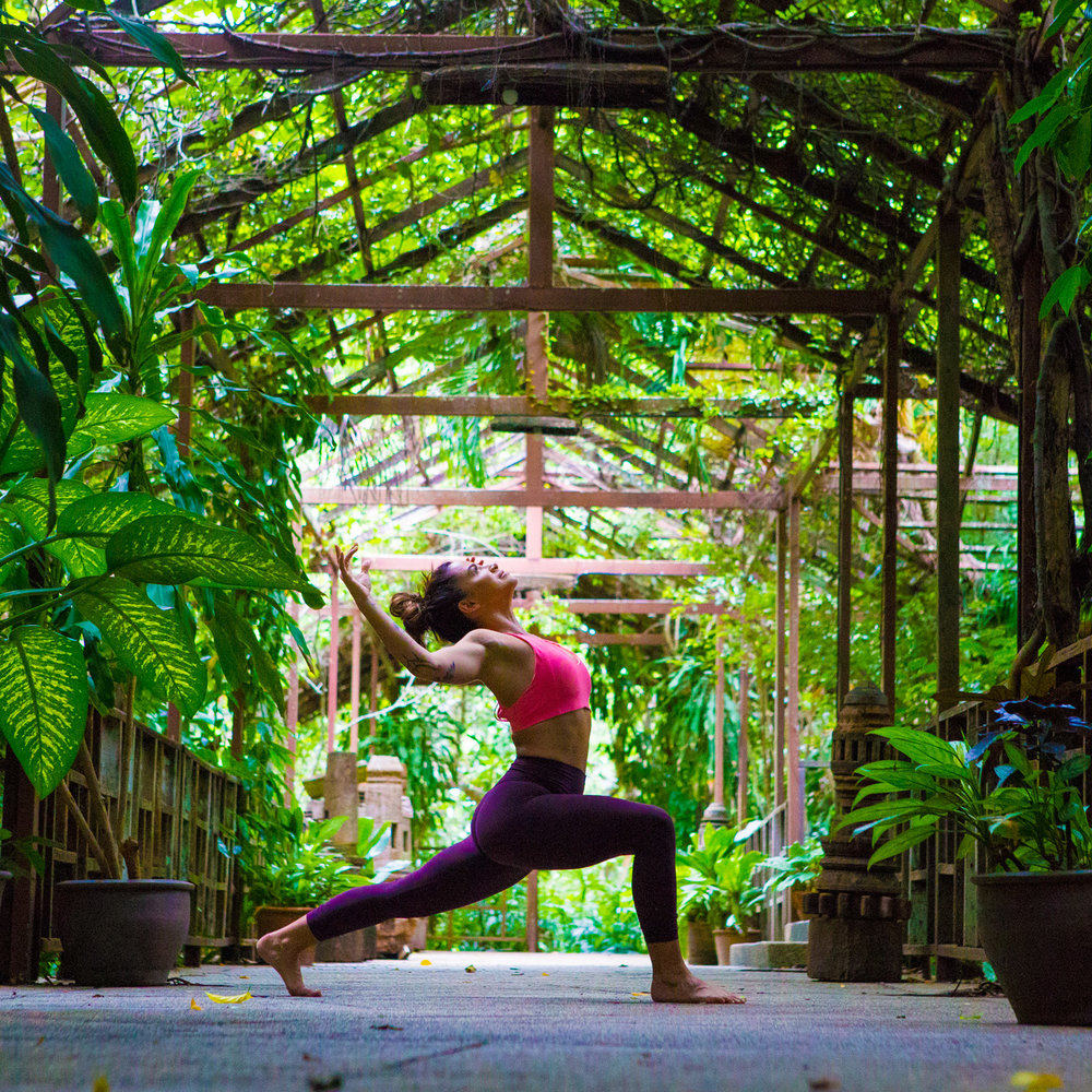 Find out how learning to teach yoga in beautiful Chiang Mai is going.