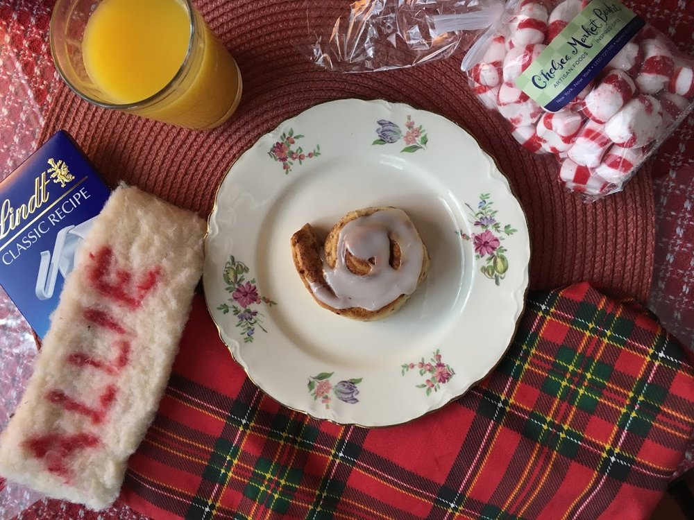 Whip up some cinnamon rolls this holiday season with some new gadgets in the kitchen!