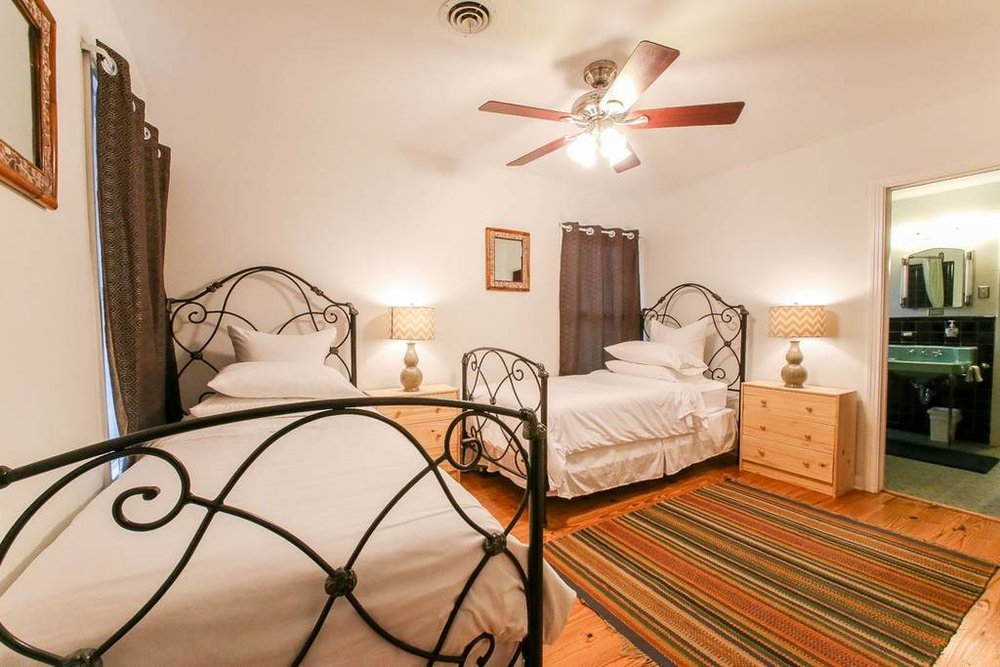 Other accommodations feature multiple full-sizes beds.