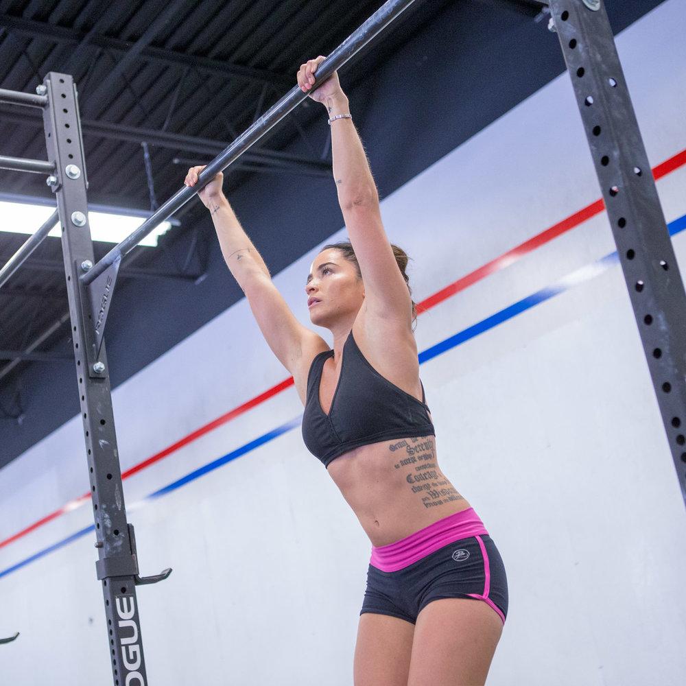 30 Day No Sugar, Strength Challenge