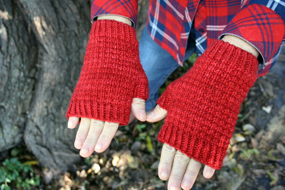 Ramble On Mitts