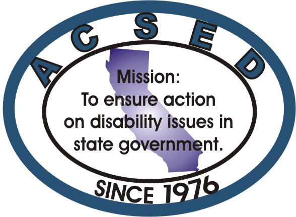 Association of California State Employees with Disabilities