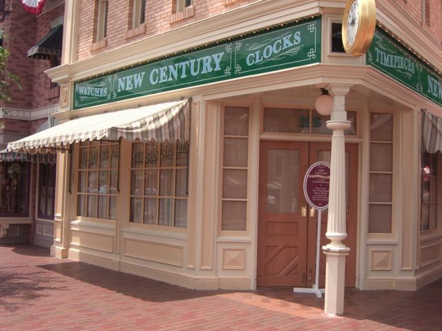 New Century Timepieces - Disneyland