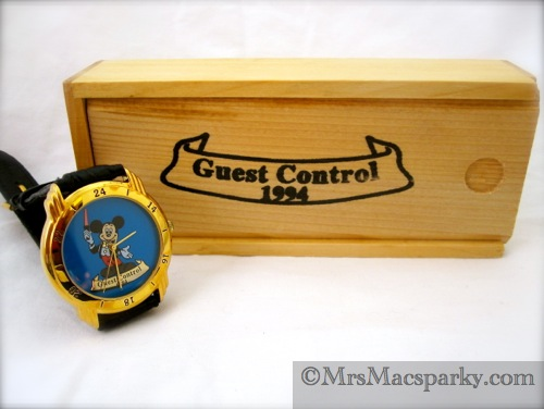 My Disney Time - Week 12, Guest Control Watch