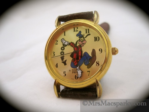 My DIsney Time - Week 13, Backwards Goofy Watch