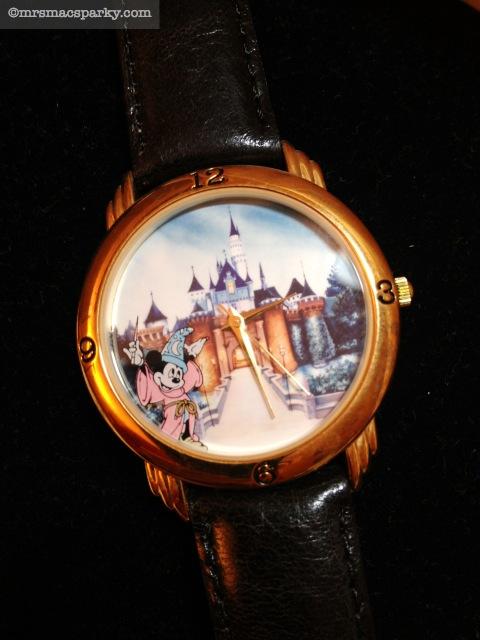 My Disney Time, Week 19 - Disneyland Castle &SorcererMickey.