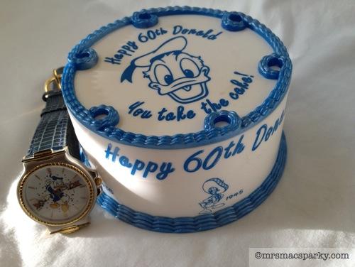 My Disney Watch - Week 20, Donald Duck 60th Birthday (1994).