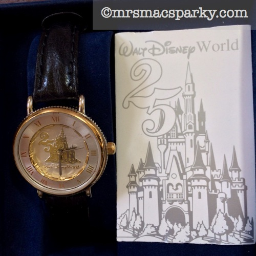 My Disney Time: Week 40 - Walt Disney World 25th Annivesary