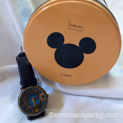 My Disney Time: Week 41, Michael Graves Timepiece