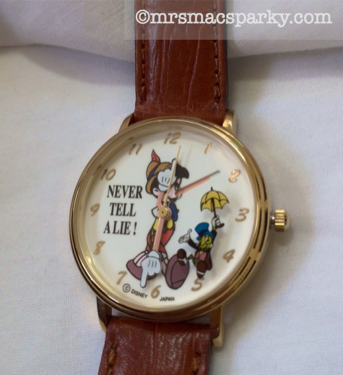 My Disney Time: Week 44 - Pinocchio & Jiminy Cricket