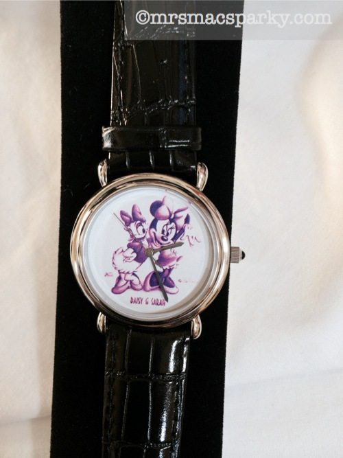 My Disney Time, Week 47: Daisy Duck Artisan Watch II