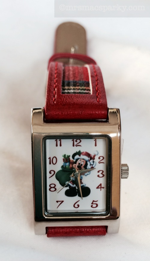 My Disney Time, Week 49: Santa Mickey