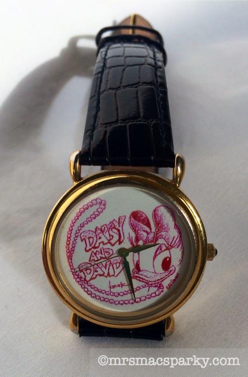 My Disney Time, Week 50: Daisy Duck Artisan Watch