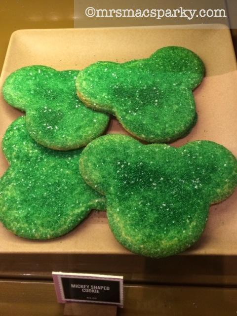 Cookies at Disneyland 2014