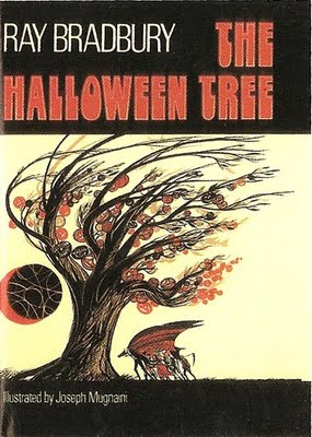 http://www.amazon.com/The-Halloween-Tree-Ray-Bradbury/dp/0375803017