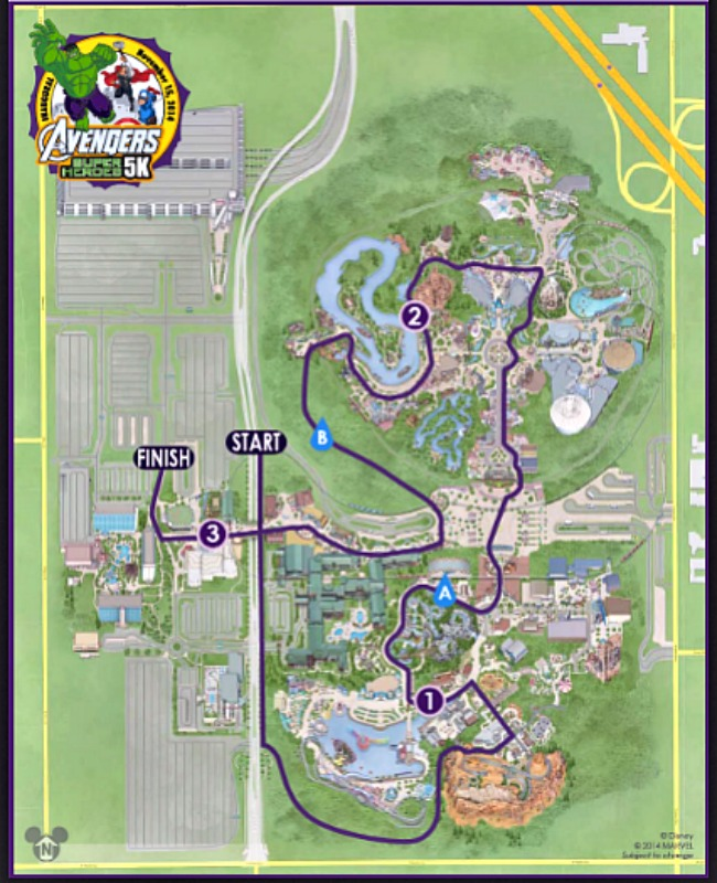Source: RunDisney